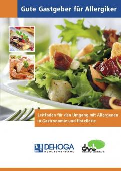 Gute Gastgeber für Allergiker (Broschüre zum Download)