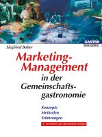 Marketing-Management in der Gemeinschaftsgastronomie