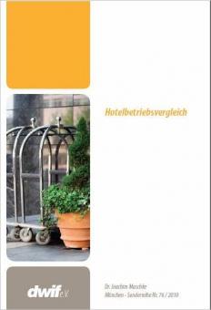 dwif-Hotelbetriebsvergleich Nr.76/2010