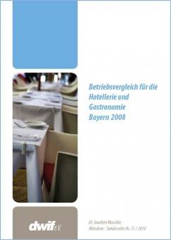 dwif-Betriebsvergleich in Bayern Nr. 75/2010