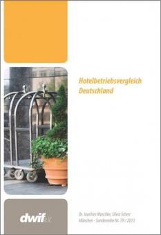 dwif-Hotelbetriebsvergleich Nr.79/2013