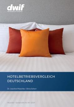 dwif-Hotelbetriebsvergleich Deutschland 84/2019