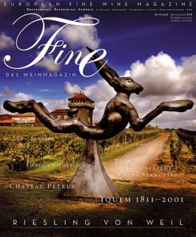 Fine - Das Weinmagazin