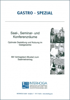 Saal-, Seminar- und Konferenzräume