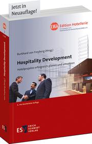 Hospitality Development - Hotelprojekte erfolgreich planen