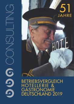 Betriebsvergleich Hotellerie & Gastronomie Deutschland 2019