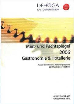 Miet- und Pachtspiegel 2006 Nordrhein-Westfalen