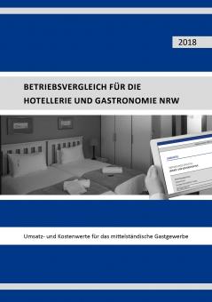 Betriebsvergleich für die Hotellerie & Gastronomie NRW 2018