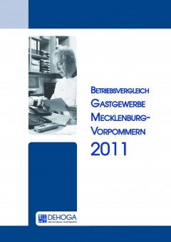 Betriebsvergleich Gastgewerbe Mecklenburg-Vorpommern
