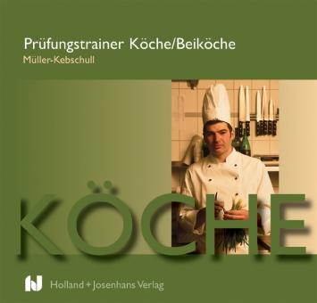 Prüfungstrainer Köche/Beiköche - CD/DVD