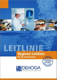 Hygiene-Leitlinie für die Gastronomie