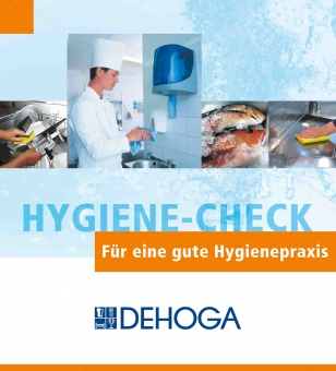 DEHOGA-Hygienepaket inkl. CD-ROM