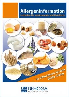 Allergeninformation - Leitfaden für Gastronomie & Hotellerie