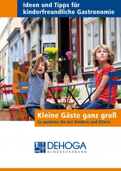 Kleine Gäste ganz groß (Broschüre als Download) PDF